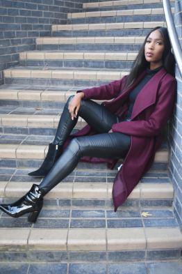 Tailored Meets Edgy